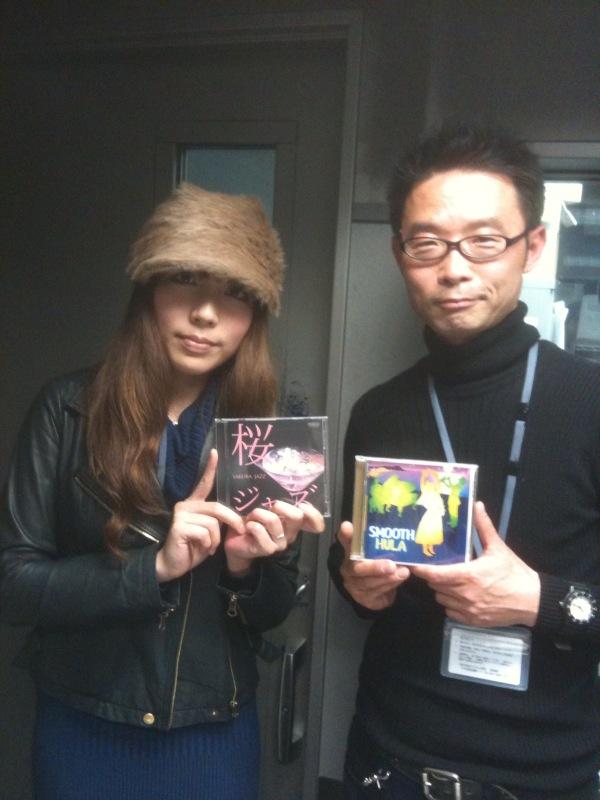 松本茜ラジオ出演