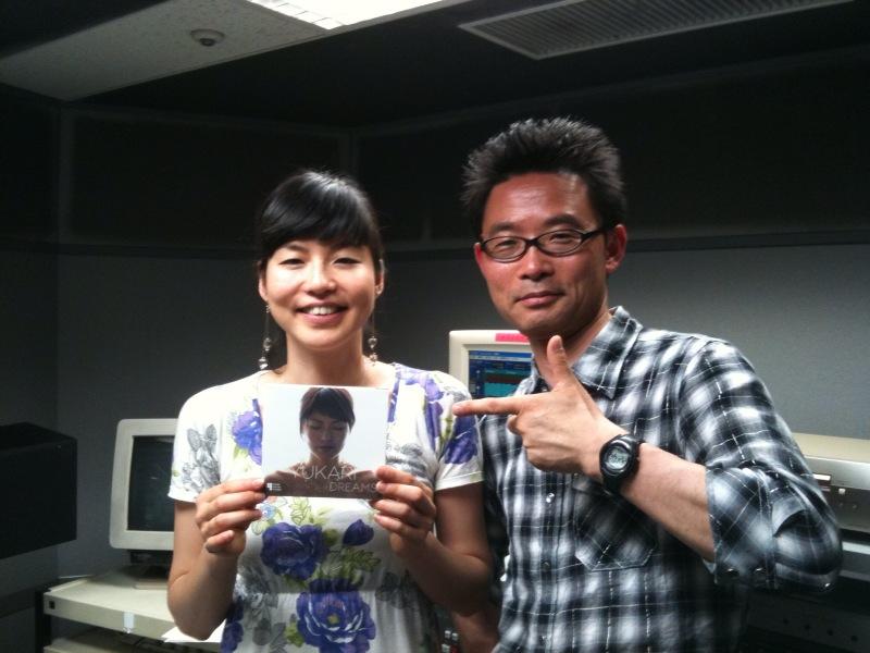 YUKARI@ラジオ収録
