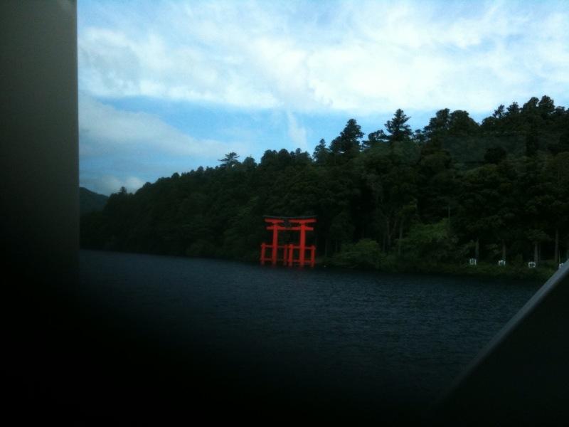 久々の箱根参拝