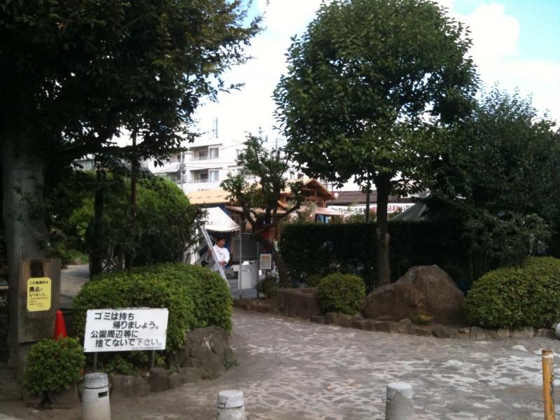 北沢八幡神社大祭