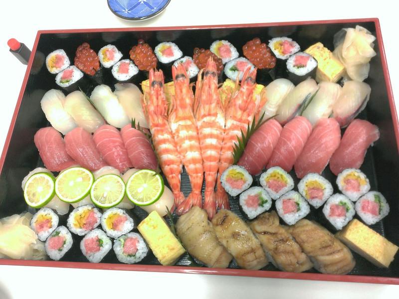 金寿司さん