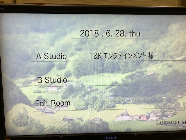 赤崎真由美(vo)レコーディング