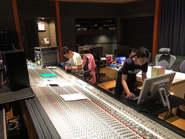 FRV!レコーディング